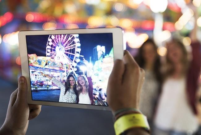 Gatemaster Amusement Park Tablet photo