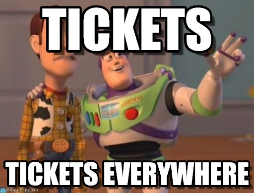 Beyond the Standard Ticketing Sales