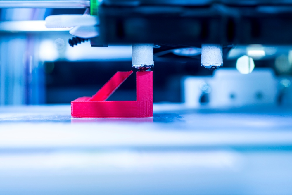 3d printing construction industry