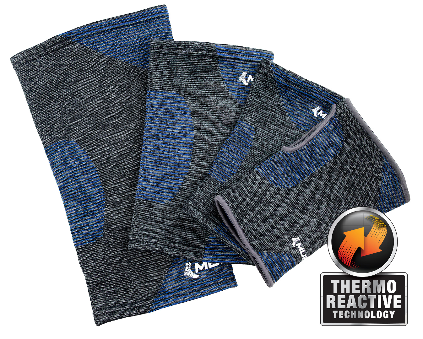 4-Way Stretch Premium Knit Supports