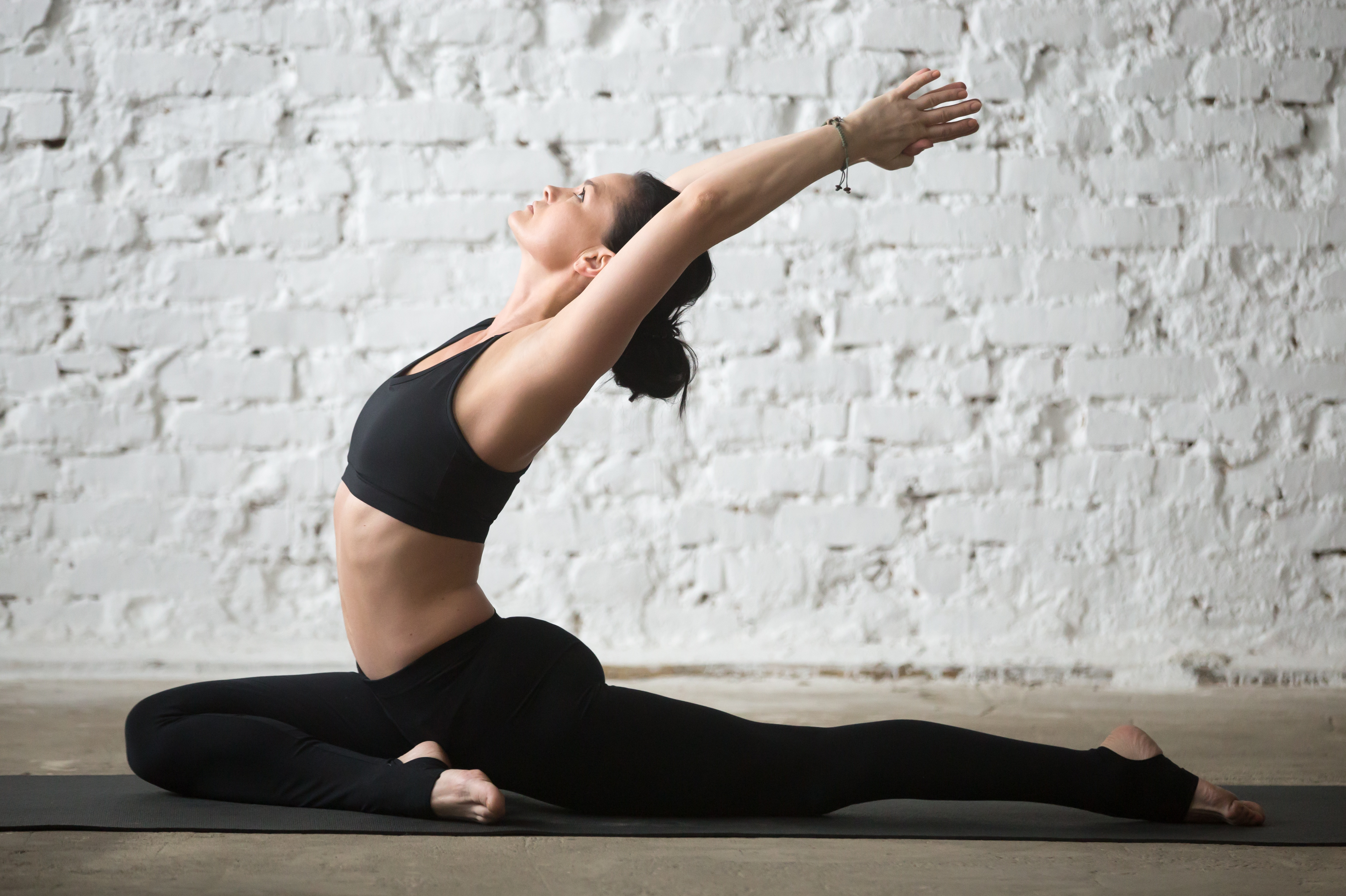 Yoga Poses to try for Back Pain - Pigeon Pose