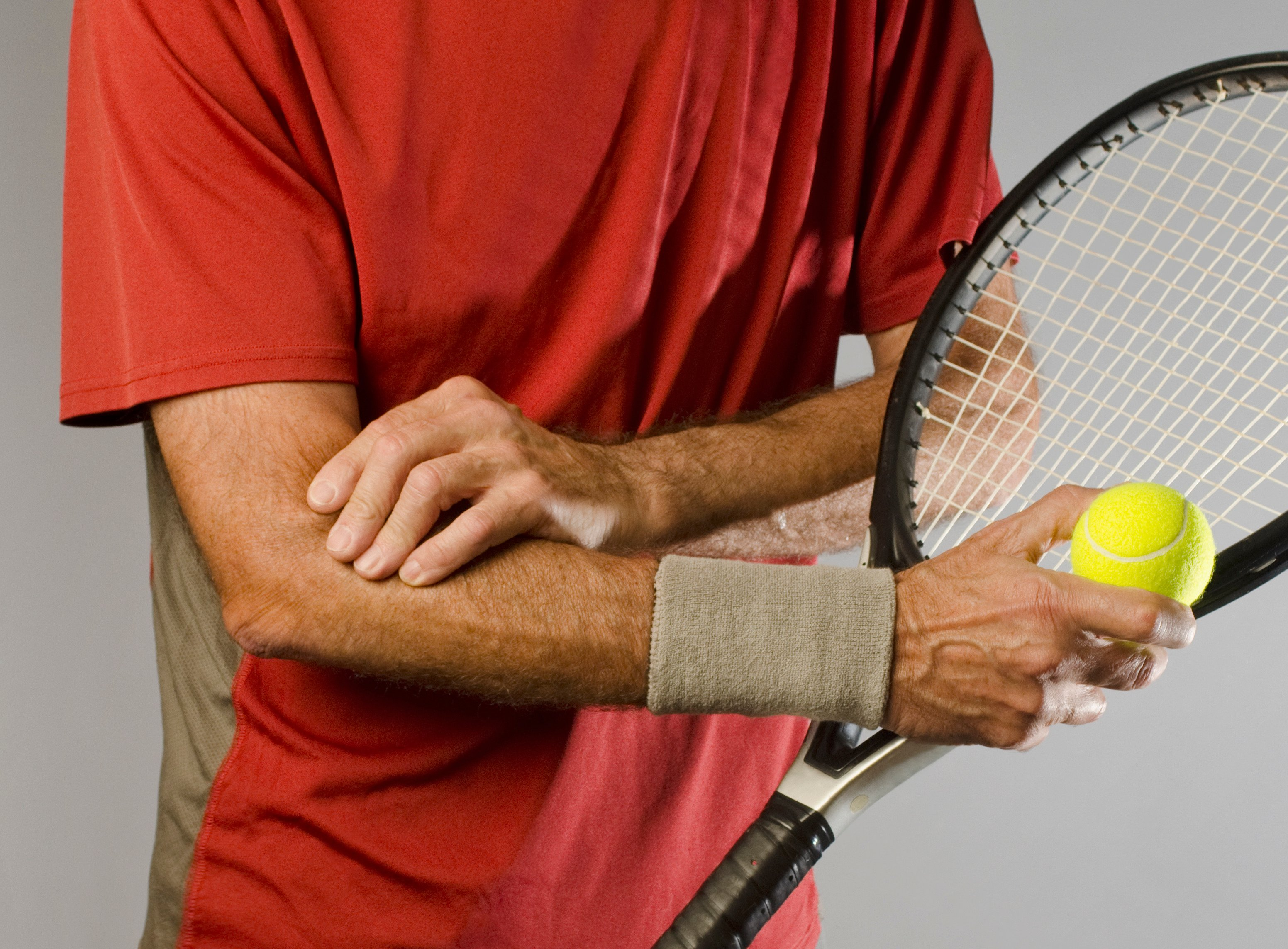 Commin Sports Injuries: Tennis Elbow