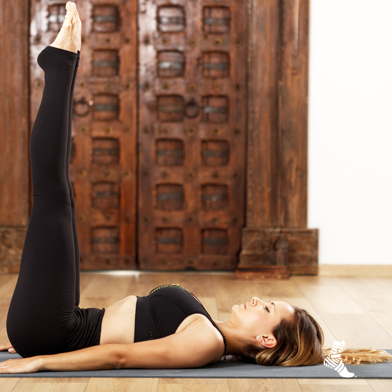 8 Restorative Yoga Poses For Knee Pain