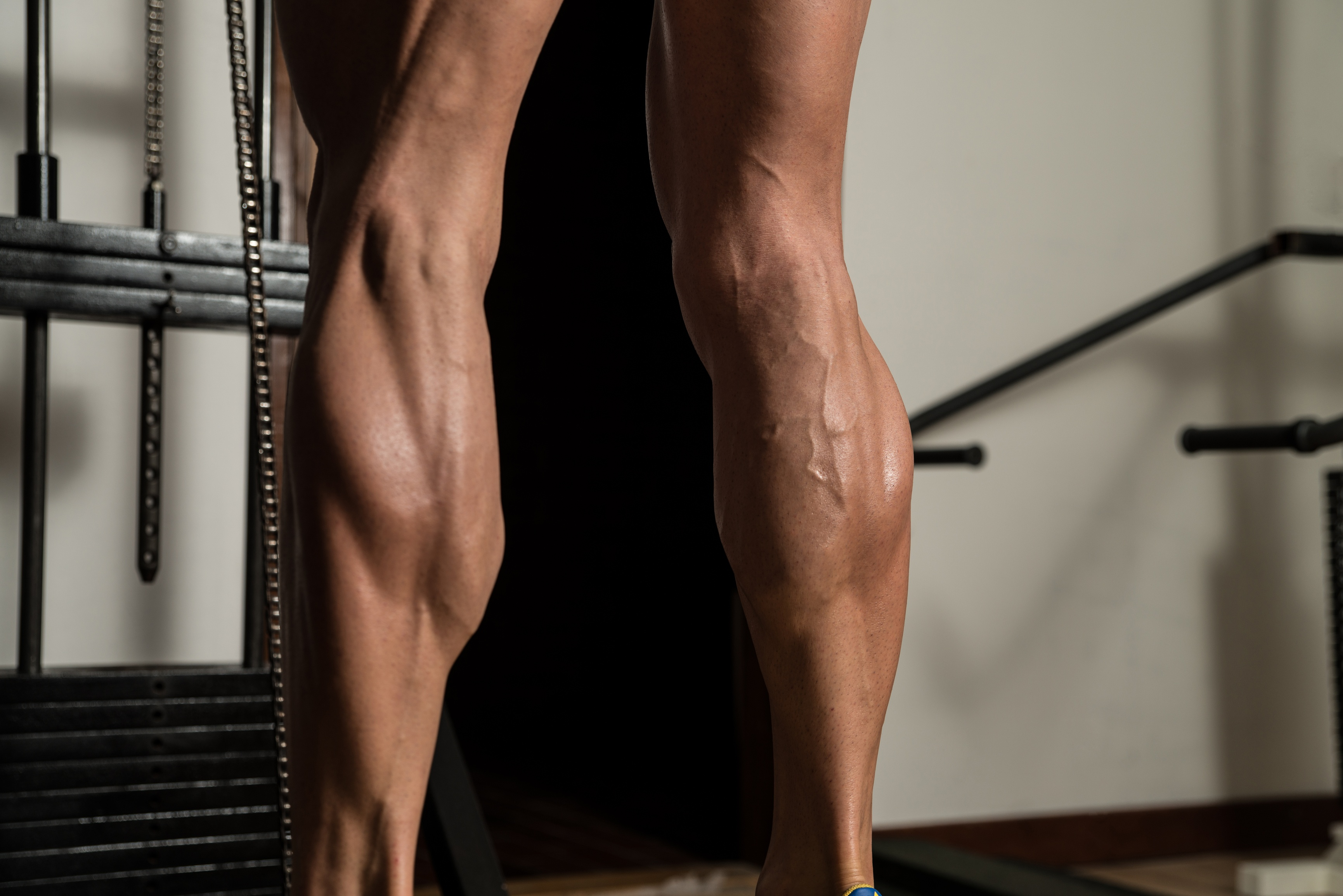 don't get put on the sidelines: avoiding calf strains