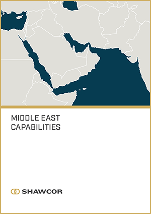Middle East Capabilities