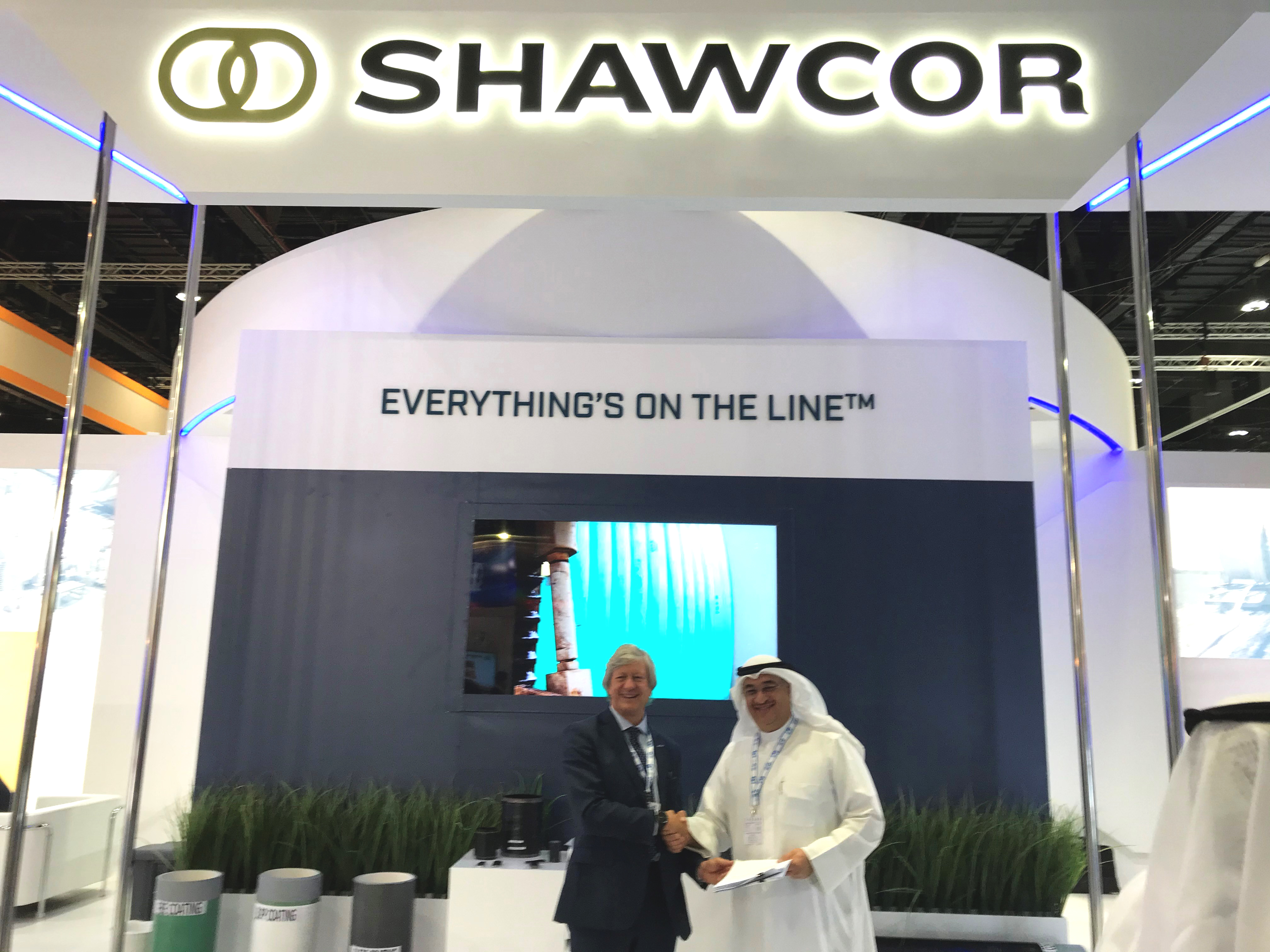 Shawcor partners with Kuwait International Advanced Industries