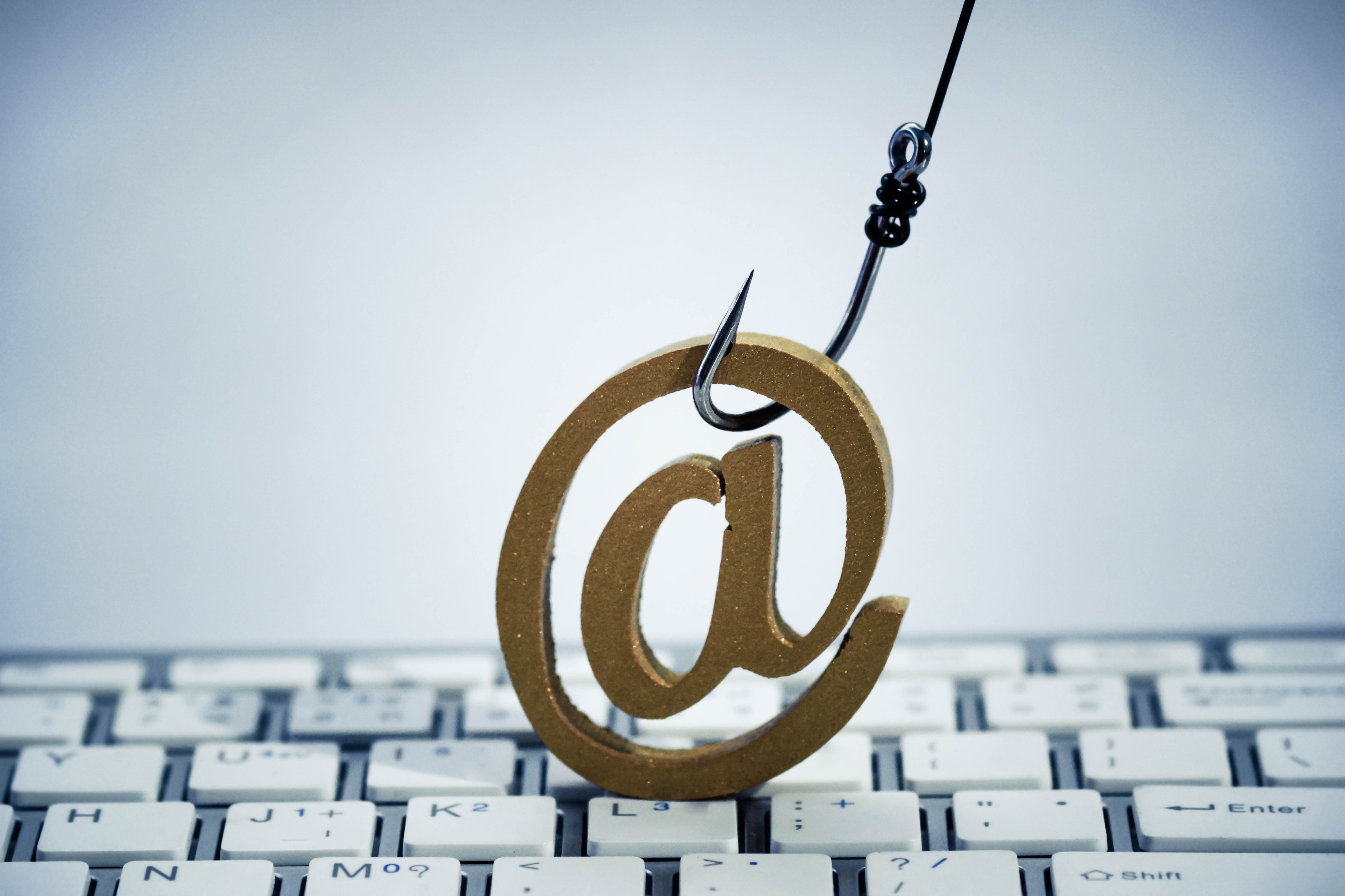 Phishing: It's not misspelled and you're the phish. What can you do to avoid the hook?