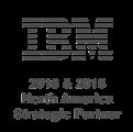 IBM Beacon Award 2016-2018 North America Strategic Partner