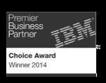 IBM Choice Award Winner 2014