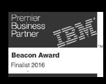 IBM Beacon Award Finalist 2018