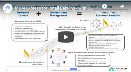 Master Data Management for Retail Banking