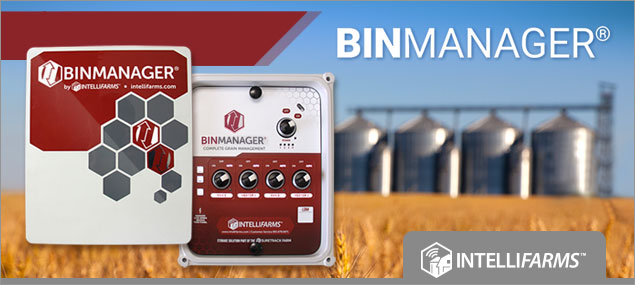 BinManagerⓇ Raises the Bar     with New Release | IntelliFarms