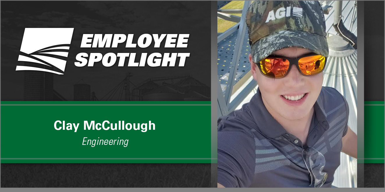 Employee Spotlight: Clay McCullough | AGI SureTrack