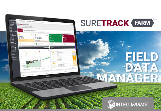 FieldDataManager is Setting the Curve… the Energy Curve!   IntelliFarms