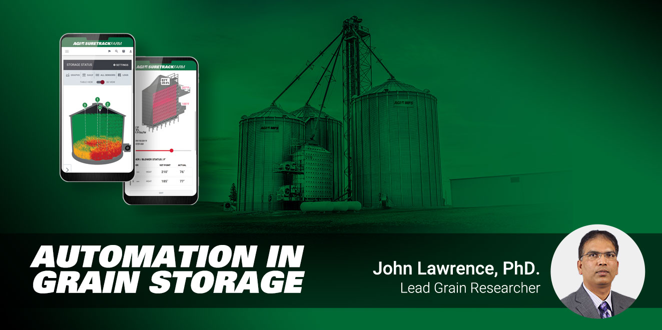 Importance of     Automation in Grain Storage Management