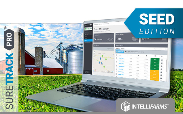 SureTrack PRO Seed Edition | IntelliFarms