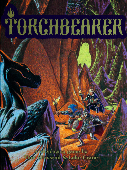 A Primer for the Torchbearer RPG