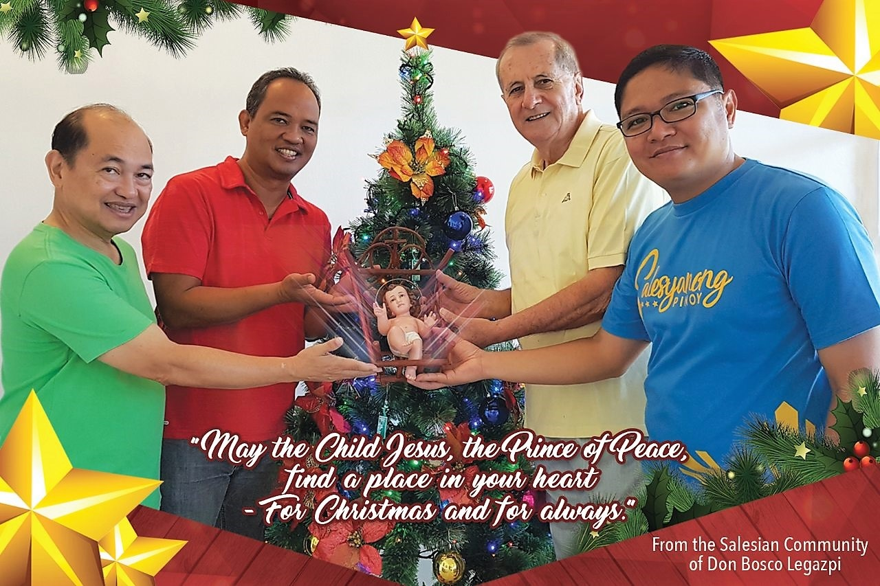 I missionari del centro salesiano delle Filippine