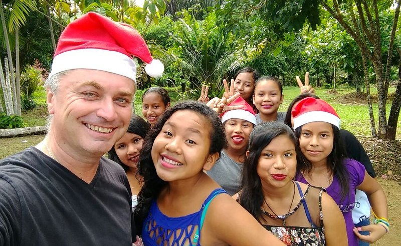 Amazzonia Brasile con don Roperto Cappelletti