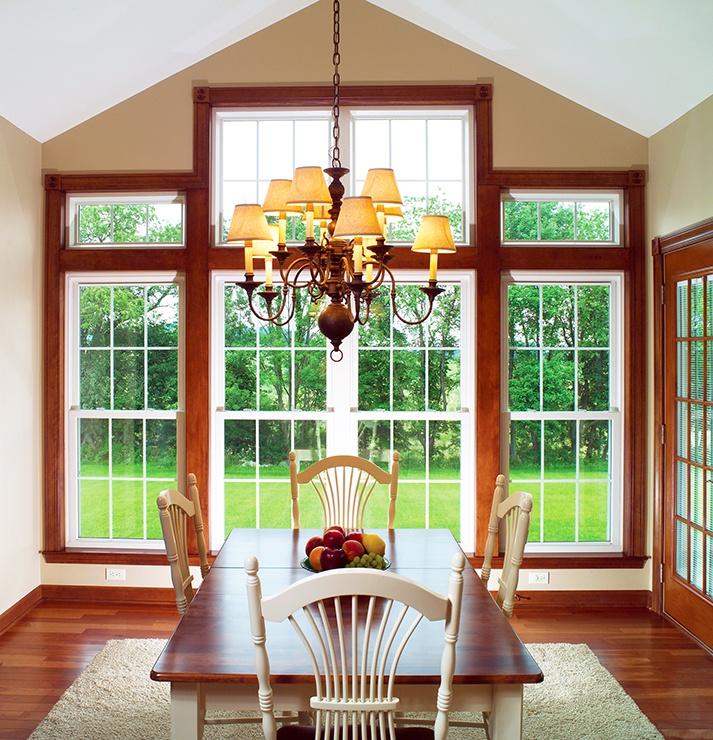 Benefits of choosing custom replacement windows for your home for Custom replacement windows