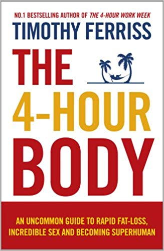 Image result for The 4-hour body by Tim Ferriss