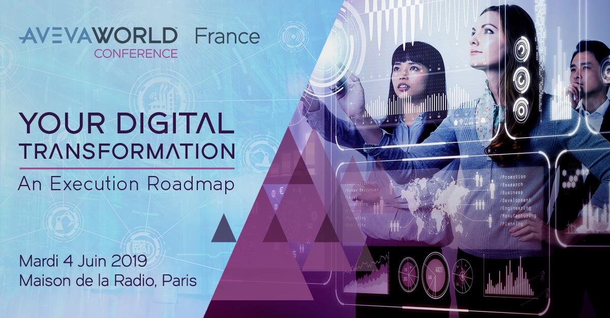 Conférence Aveva World - Paris, le 4 Juin