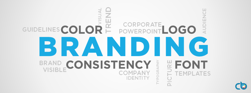 4 ways to deliver branding using a corporate powerpoint template, Presentation templates