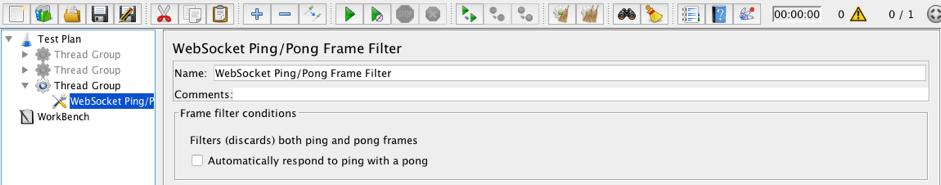 new websocket plugin for load testing open source