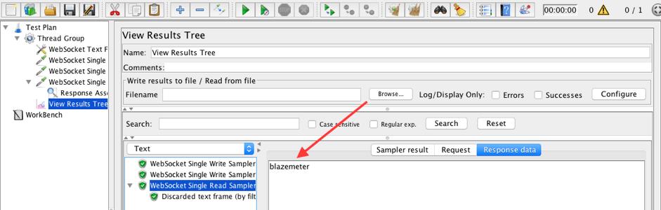 open source websocket load testing