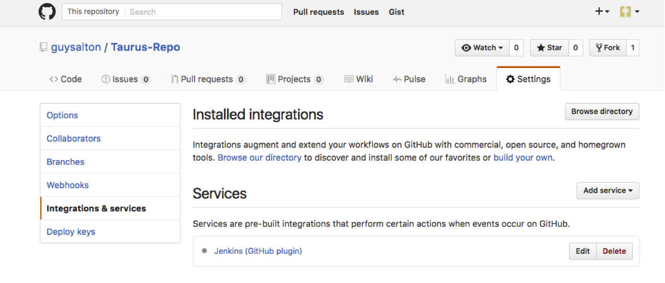 How to Start Working with the GitHub Plugin for Jenkins