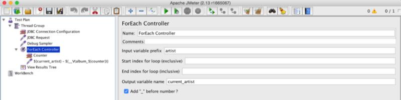 Debugging JDBC Sampler Results in JMeter | BlazeMeter