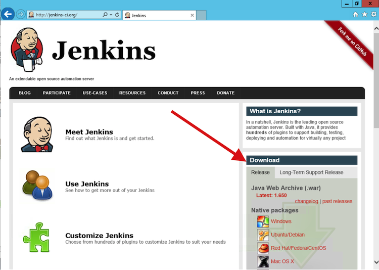 Jenkins JMeter Plugin