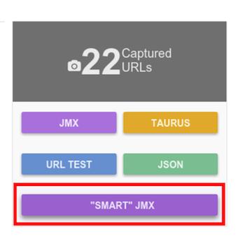 JMeter Scripting - SmartJMX Button