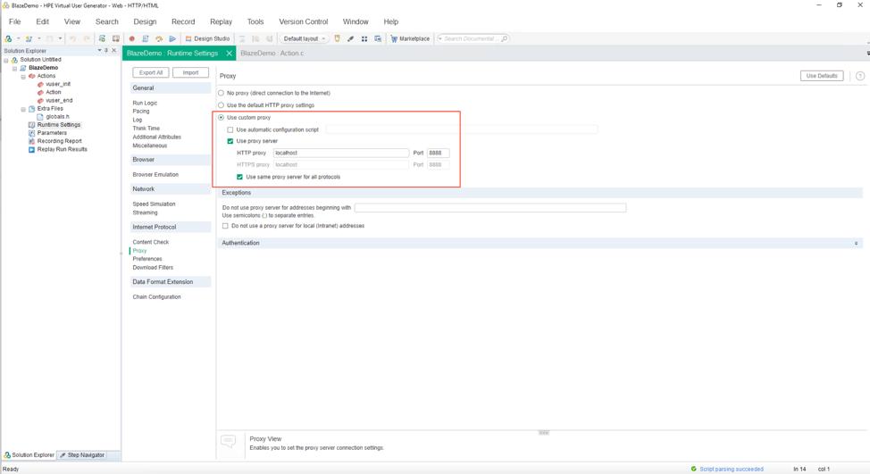 How to Convert LoadRunner Tests to JMeter | BlazeMeter