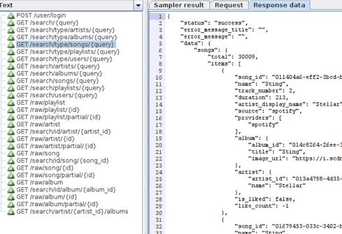 view results tree response data tab