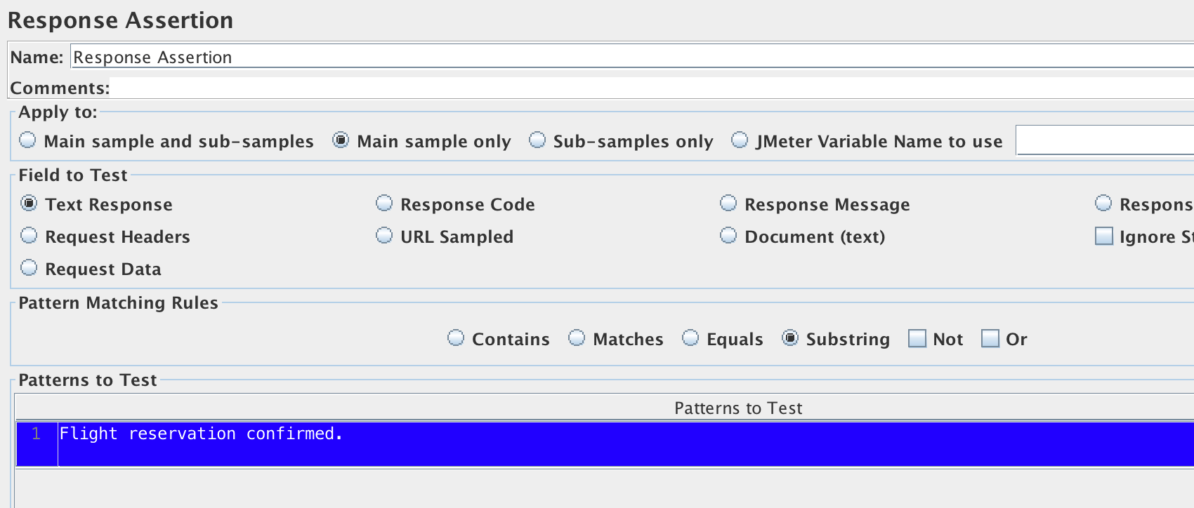 guide to testing with JMeter and BlazeMeter