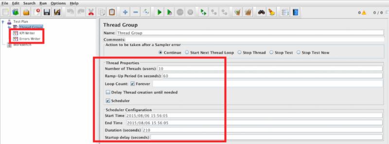 Taurus - Working with Multiple JMeter Tests | BlazeMeter