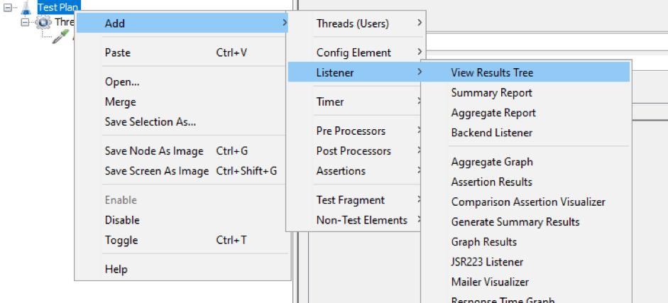 jmeter script for ajp testing