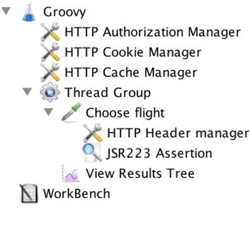 jmeter groovy test scenario