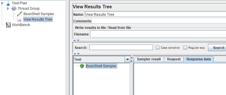 jmeter load testing for CRLs