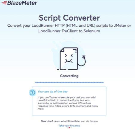 Convert LoadRunner to Open-Source JMeter in Minutes - DZone