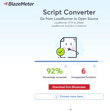 Convert LoadRunner to Open-Source JMeter in Minutes - DZone