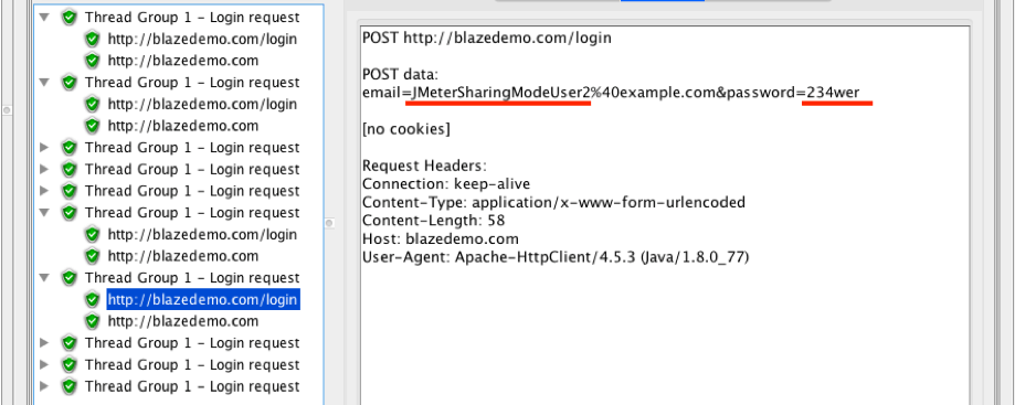 CSV Data Set Config in Sharing Mode - Made Easy | BlazeMeter