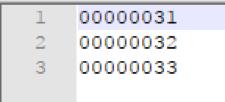 jmeter and the csv data set config