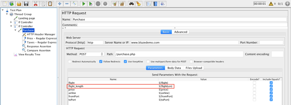 using jmeter customer jmeter functions plugin