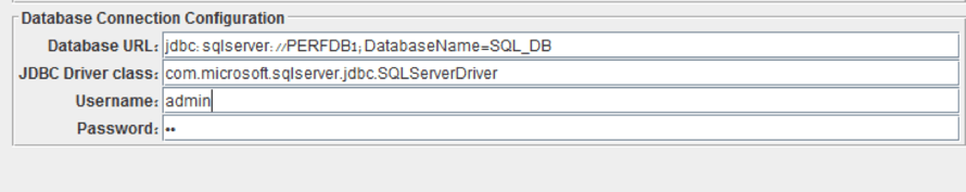 Adding a DB connection in JMeter vs. LoadRunner