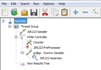 load testing open source jmeter