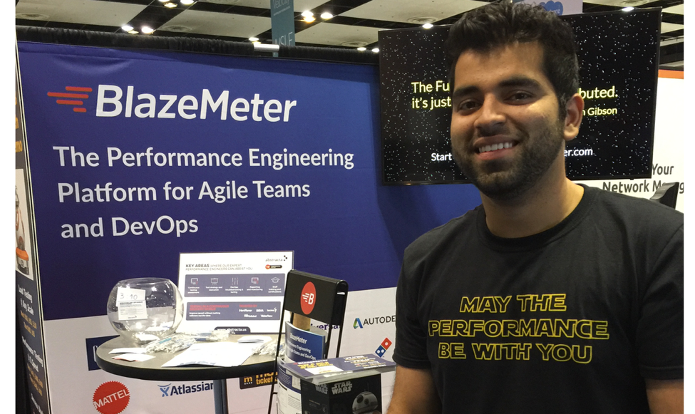 jenkins world, blazemeter, short, performance testing, may the performance be with you