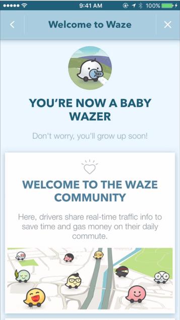 waze product design