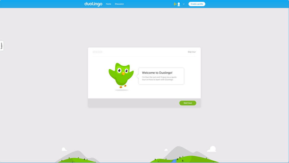 duolingo product design